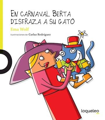 Papel En Carnaval Berta Disfraza A Su Gato -