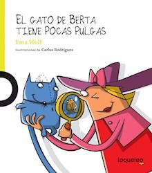 Libro El Gato De Berta Tiene Pocas Pulgas