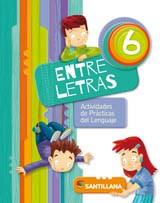 Papel Entre Letras 6 Actividades De Practicas Del Lenguaje