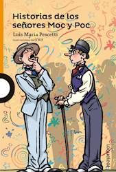 Libro Historias De Los Señores Moc Y Poc