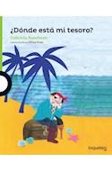 Papel DONDE ESTA MI TESORO (SERIE VERDE) (COLECCION BRUTILDA) (+5 AÑOS) (RUSTICA)