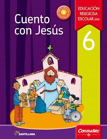 Papel Cuento Con Jesús 6 Educación Religiosa Escolar (Ere)  2017