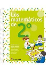 Papel MATEMATICOS DE 2 SANTILLANA (ANILLADO) (NOVEDAD 2017)
