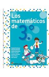 Papel MATEMATICOS DE 3 SANTILLANA (NOVEDAD 2017)