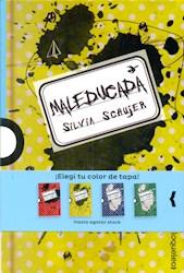 Libro Maleducada ( Amarillo )