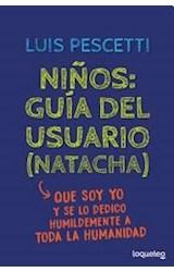 Papel NIÑOS GUIA DEL USUARIO NATACHA