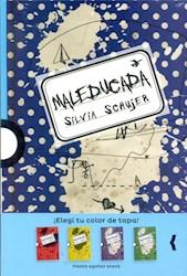 Libro Maleducada ( Azul )