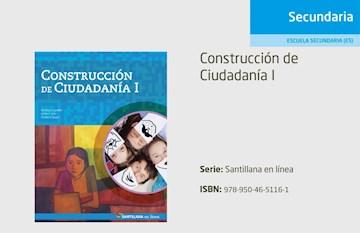Papel Construcción De Ciudadanía 1...En Linea 2017
