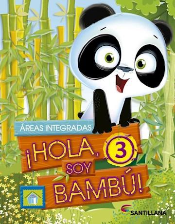 Papel Hola Soy Bambú 3 Integrado  2017