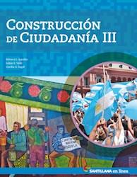Libro Construccion De Ciudadania 3