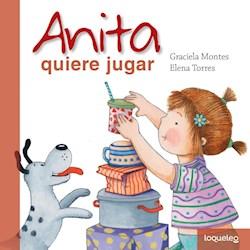 Papel Anita Quiere Jugar