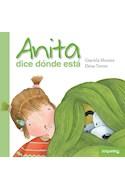 Papel ANITA DICE DONDE ESTA (COLECCION ANITA) (CARTONE)