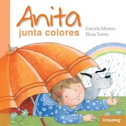 Libro Anita Junta Colores