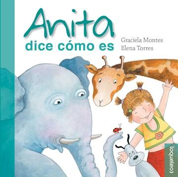 Papel Anita Dice Como Es (Cartoné)