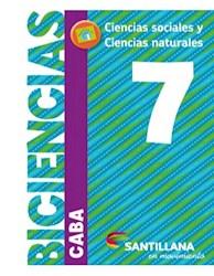 Libro Biciencias 7 Caba  Ciencias Sociales Y Ciencias Naturales