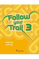 Papel FOLLOW YOUR TRAIL 3 STUDENT'S BOOK + ACTIVITY BOOK SANTILLANA (NOVEDAD 2018)
