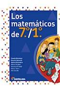 Papel MATEMATICOS DE 7/1 SANTILLANA (ANILLADO) (NOVEDAD 2018)