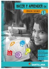 Papel Hacer Y Aprender 1 - Sociales - Activando Ideas - Ed 18