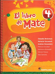 Papel El Libro De Mate 4