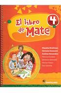 Papel LIBRO DE MATE 4 SANTILLANA (ANILLADO) (NOVEDAD 2019)