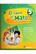 Papel LIBRO DE MATE 5 SANTILLANA (ANILLADO) (NOVEDAD 2019)