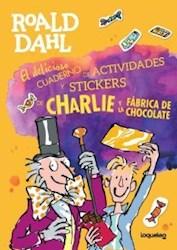 Papel Delicioso Cuaderno De Actividades Y Stickers De Charlie Y La Fabrica De Chocolate
