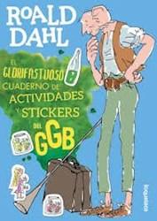 Papel Glorifastuoso Cuaderno De Actividades Y Stickers Del Ggb, El