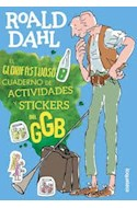 Papel GLORIFASTUOSO CUADERNO DE ACTIVIDADES Y STICKERS DEL GGB (ILUSTRADO)