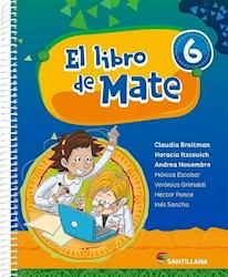 Papel El Libro De Mate 6