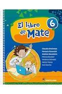 Papel LIBRO DE MATE 6 SANTILLANA (ANILLADO) (NOVEDAD 2019)