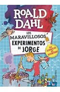 Papel MARAVILLOSOS EXPERIMENTOS DE JORGE (ILUSTRADO)