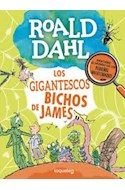 Papel GIGANTESCOS BICHOS DE JAMES (ILUSTRADO)