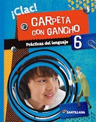 Papel Clac Carpeta Con Gancho Lengua 6