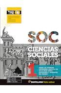 Papel CIENCIAS SOCIALES 1 SANTILLANA VALE SABER DESDE LAS PRIMERAS SOCIEDADES HASTA EL FIN(NOVEDAD 2019)
