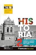 Papel HISTORIA 2 SANTILLANA VALE SABER AMERICA Y EUROPA ENTRE LOS SIGLOS XIV Y XVIII (NOVEDAD 2019)