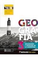 Papel GEOGRAFIA 3 SANTILLANA VALE SABER SOCIEDADES Y ESPACIOS DE LA ARGENTINA (NOVEDAD 2019)