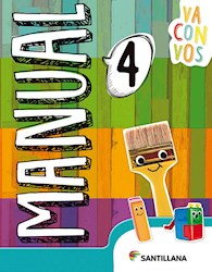 Papel Manual 4 Va Con Vos