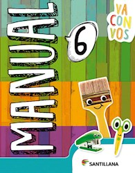 Papel Manual 6 Va Con Vos