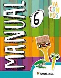 Papel Manual 6 Va Con Vos