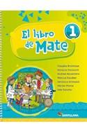 Papel LIBRO DE MATE 1 SANTILLANA (ANILLADO) (NOVEDAD 2020)