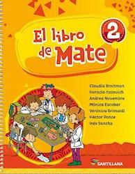 Papel El Libro De Mate 2
