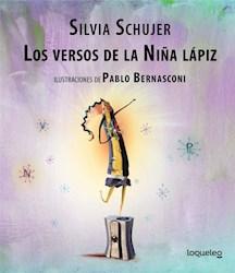 Libro Los Versos De La Niña Lapiz