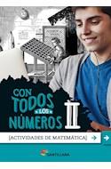 Papel CON TODOS LOS NUMEROS II SANTILLANA [ACTIVIDADES DE MATEMATICA] (NOVEDAD 2020)