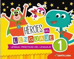 Libro Heroes Del Lenguaje 1