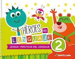 Libro Heroes Del Lenguaje 2