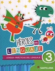 Libro Heroes Del Lenguaje 3