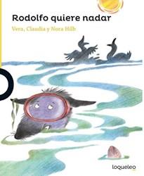 Libro Rodolfo Quiere Nadar