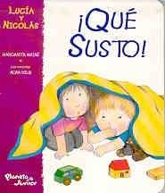 Papel Que Susto Td Lucia Y Nicolas