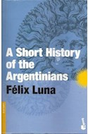 Papel A SHORT HISTORY OF THE ARGENTINIANS