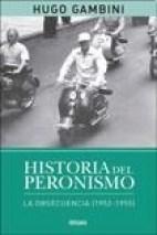 Papel Historia Del Peronismo T2 La Obsecuencia